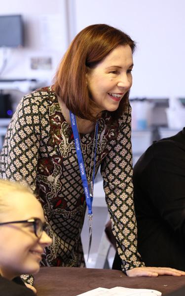Marion Simms Public Speaker