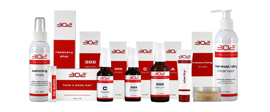302 skin care products LA