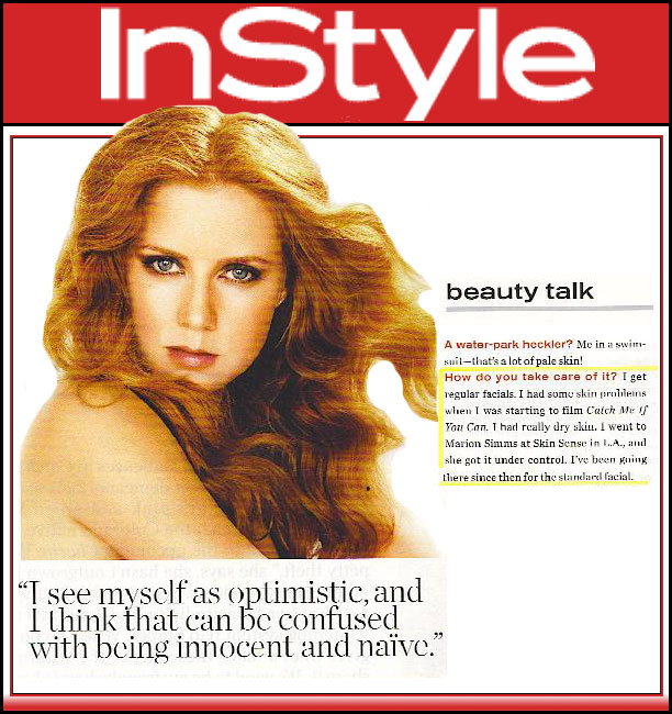 InStyle: Beauty Talk