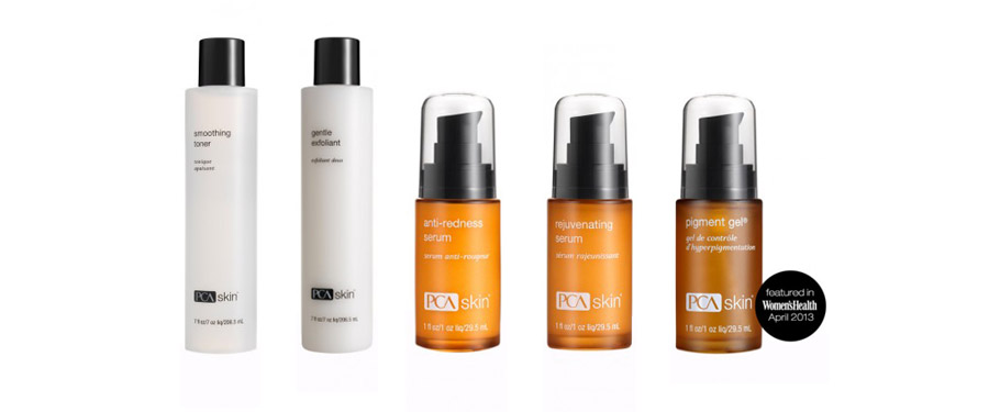 pca skincare products los angeles